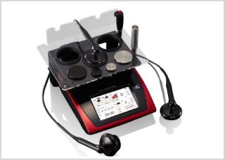 高周波温熱治療器ラジオスティム導入